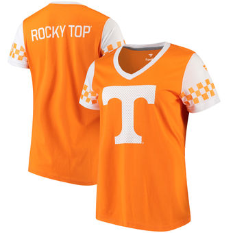 Cute Tennessee Shirts - Tennessee Volunteers Iconic Mesh Sleeve Jersey T-Shirt Tennessee Orange