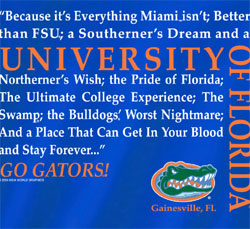 Florida Gators Football T-Shirts - Straight Sayings