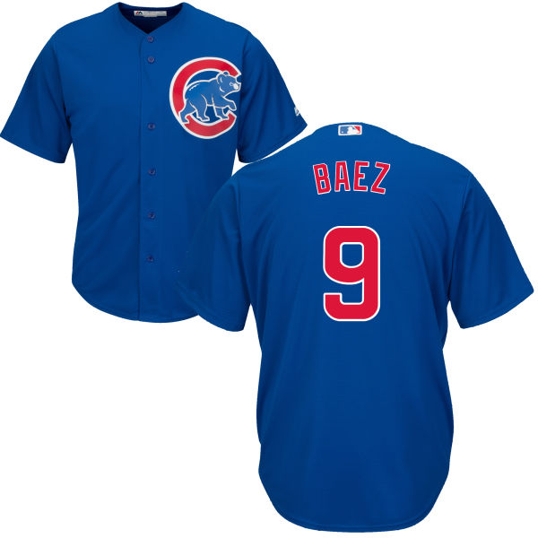 chicago cubs cycling jersey