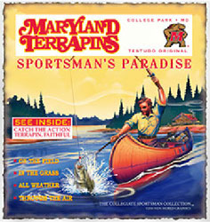 Maryland Terrapins Football T-Shirts - Sportsman Paradise