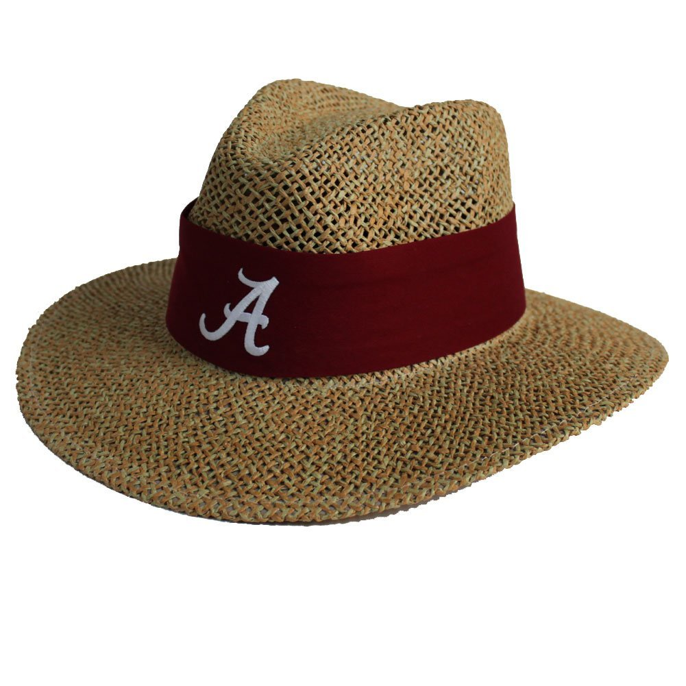 Alabama Crimson Tide Nick Saban Straw Hat
